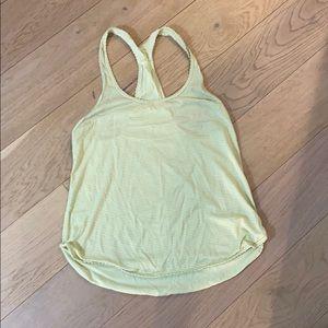 Lululemon workout tank